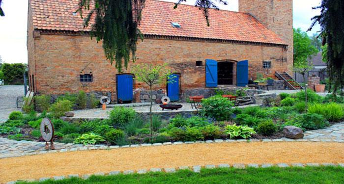 Mühle Garten