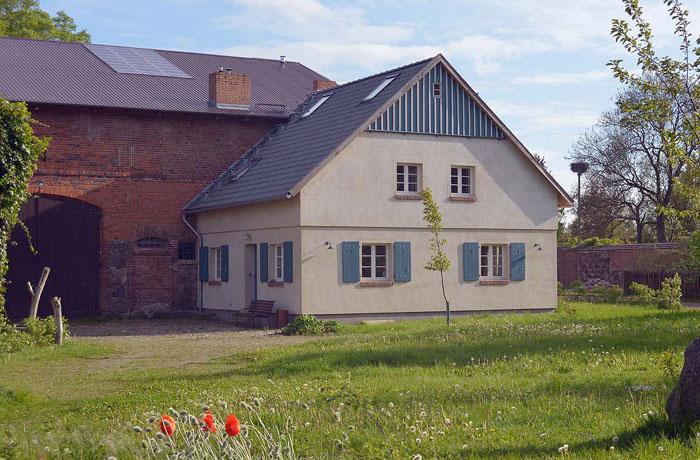 Gutshof Kraatz Bauernhaus